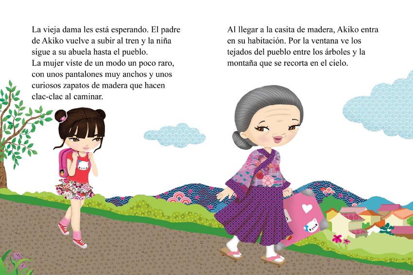 Minimiki 4 akiko y el jard n secreto for El jardin secreto online