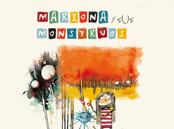 Mariona and Her Monsters